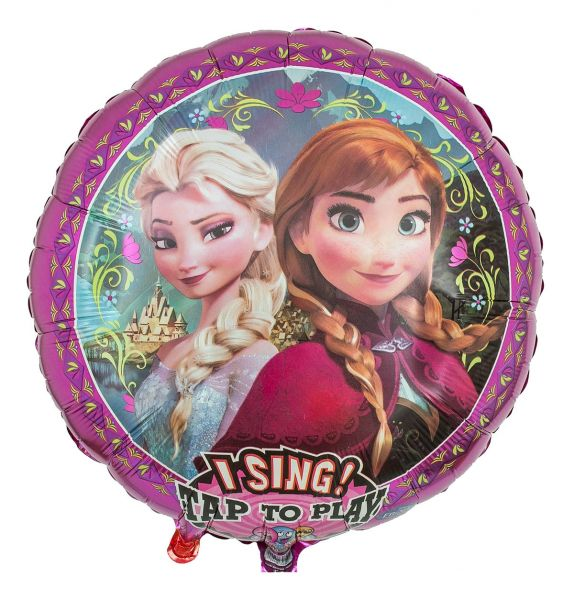 Singender Ballon Die Eiskönigin 71cm