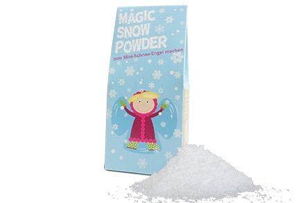 Magic Snow Powder Engel