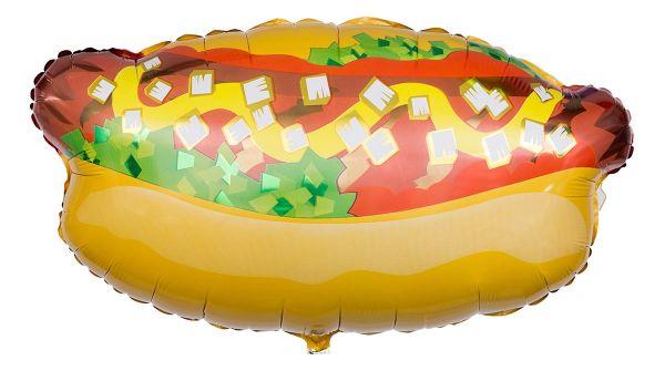 Folienballon Hot Dog 81cm