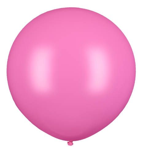 Latexballon Gigant Rosa Ø 120cm