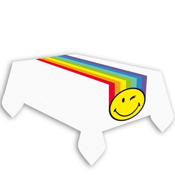 Smiley World - Papiertischläufer