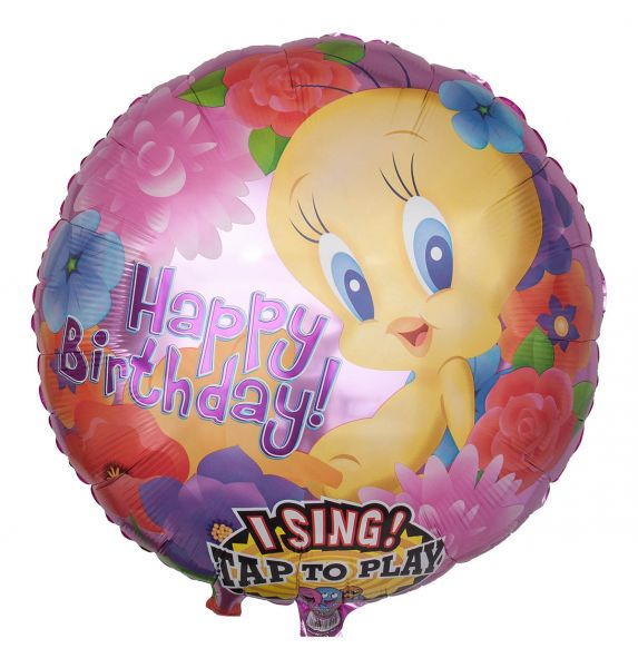 Musikballon Tweety 71cm