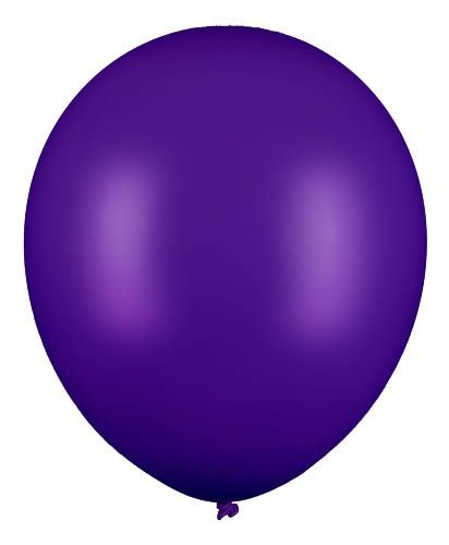 Latexballon Gigant Violett Ø 60cm