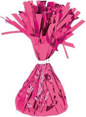 Ballongewicht Folie Pink
