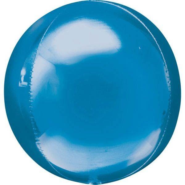 Orbz Ballon Blau 40cm