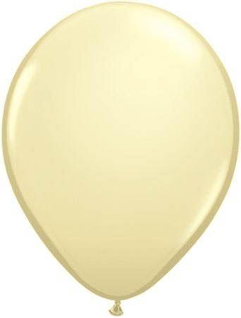 Qualatex Latexballon Ivory Silk Ø 13cm