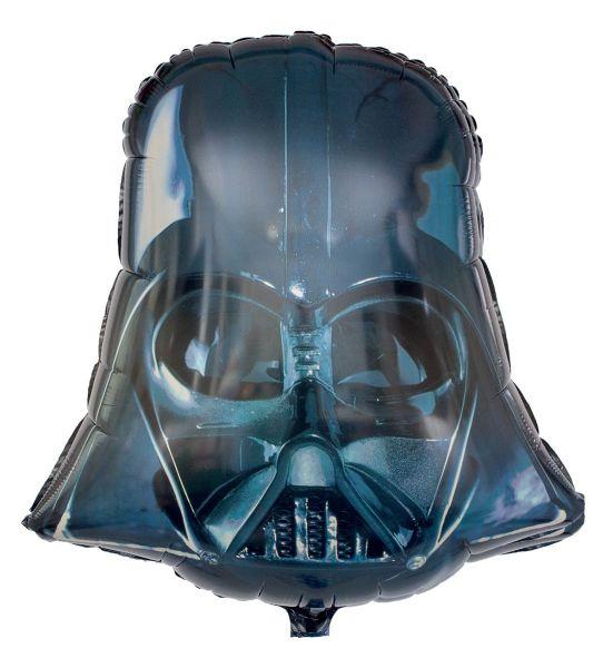 Folienballon Darth Vader Helm 63x63cm
