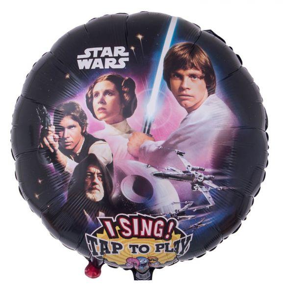 Musikballon Star Wars 71cm