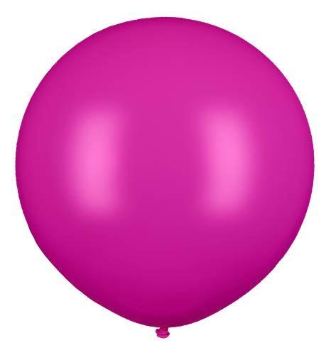 Latexballon Gigant Pink Ø 80cm