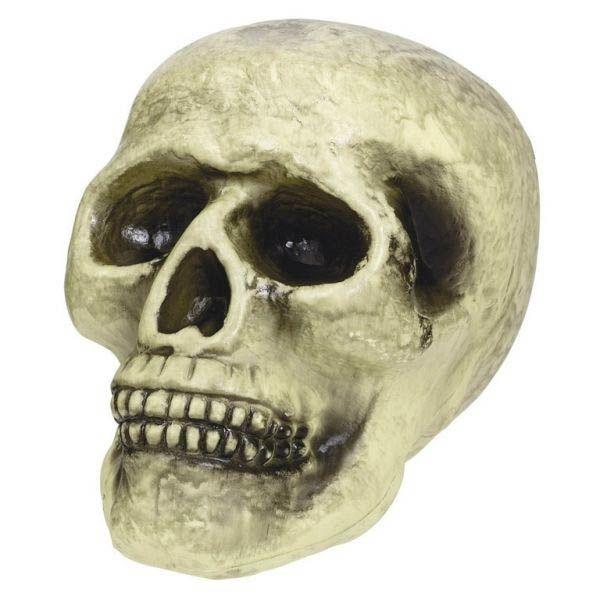 Halloween - Deko Totenkopf