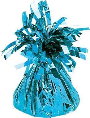 Ballongewicht Folie Hellblau