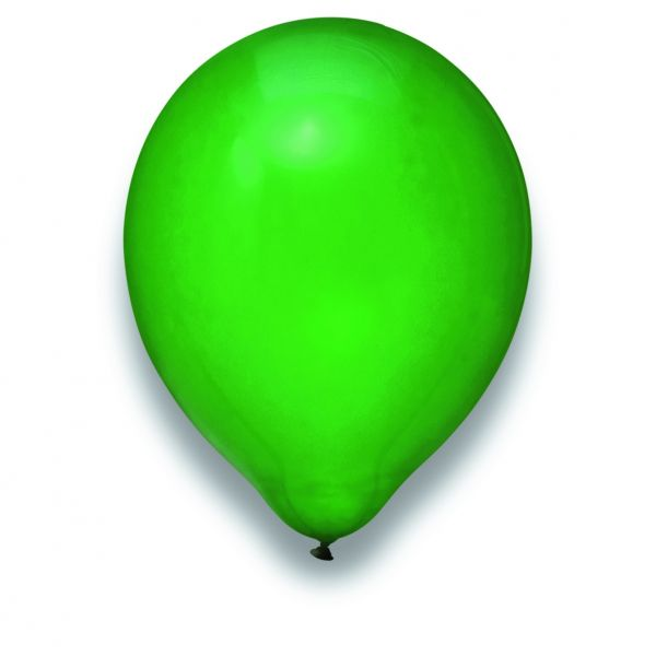 Latextballon Grün 50 Stück Ø 30cm