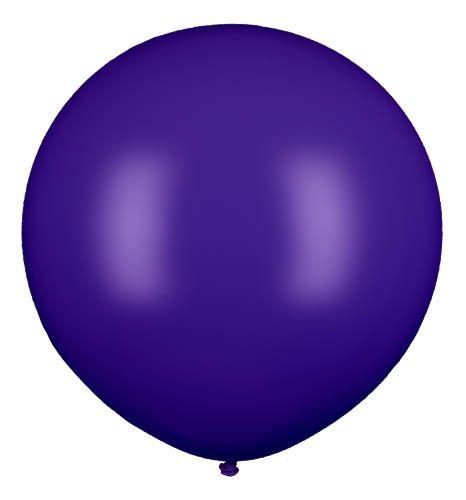 Latexballon Gigant Violett Ø 80cm