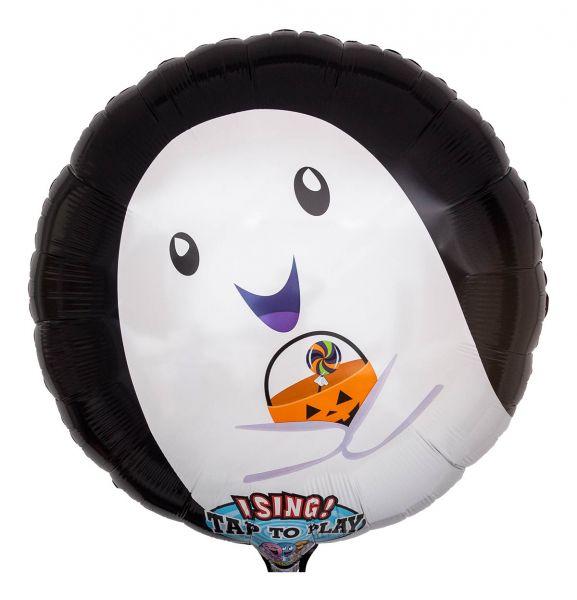 Musikballon Halloween Gespenst 71cm