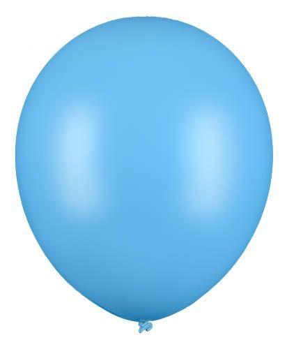 Latexballon Gigant Hellblau Ø 60cm