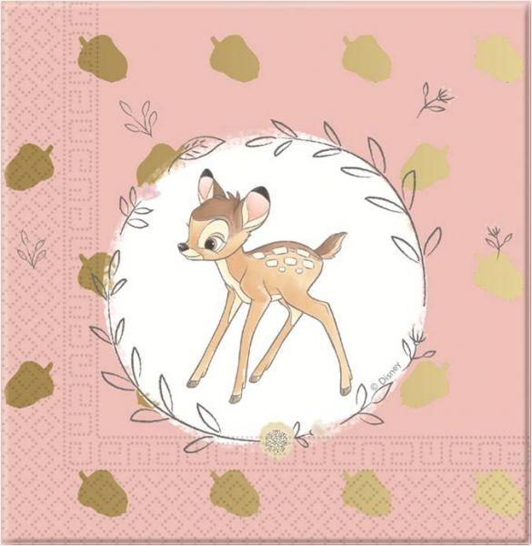 Bambi - 20 Servietten
