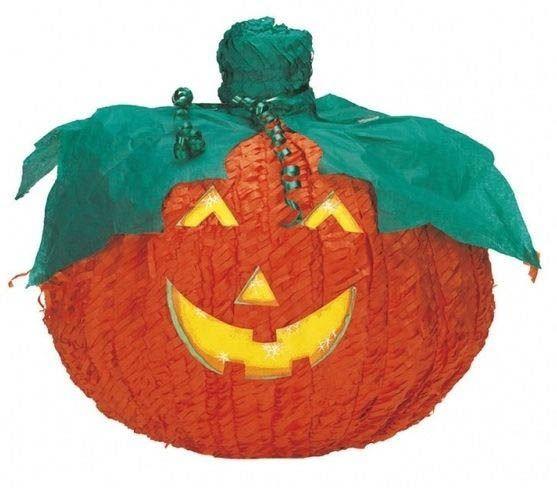 Pinata Halloween Kürbis