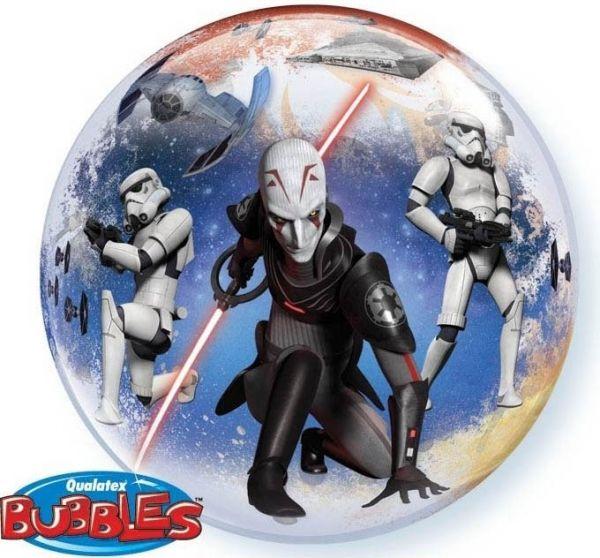 Bubble Ballon Star Wars Rebels 56cm