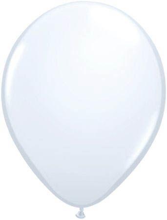 Qualatex Latexballon White 30cm