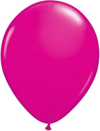 Qualatex Latexballon Wild Berry Ø 13cm
