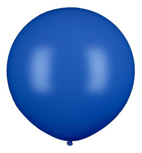 Riesenballon Blau 80cm