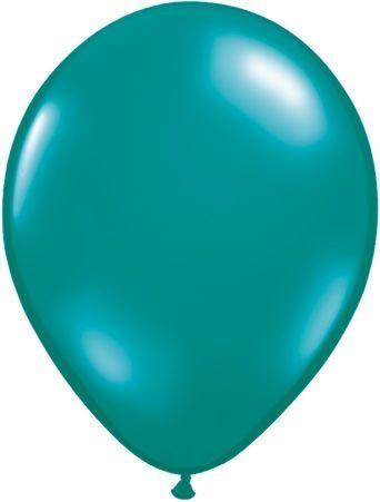 Qualatex Latexballon Jewel Teal Ø 13cm