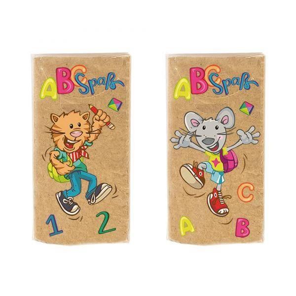 ABC Spaß - Eco-Taschentücher, 14 Stück