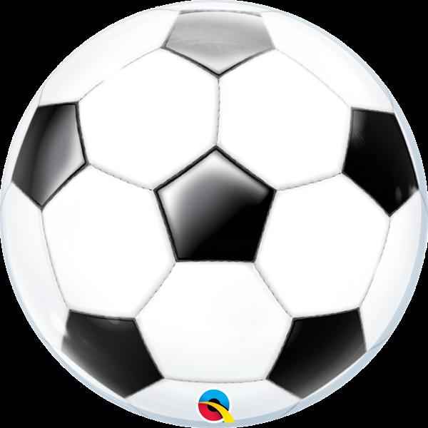 Bubble Ballon Fußball 56cm