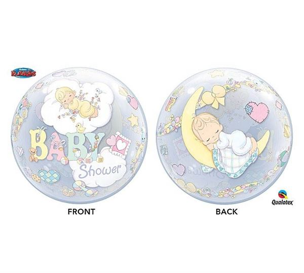 Bubble Ballon Baby Shower 56 cm