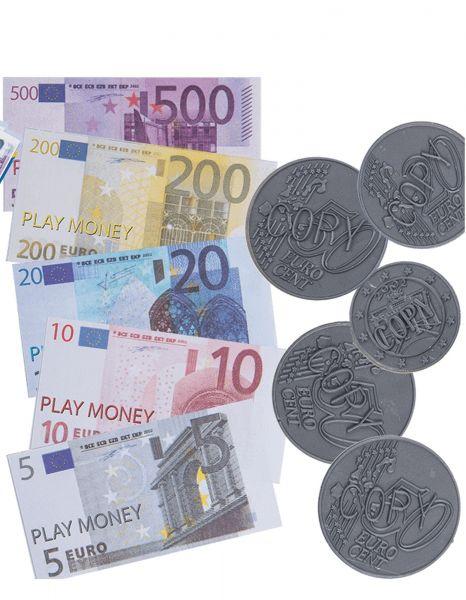Spielgeld- Set, 90-teilig