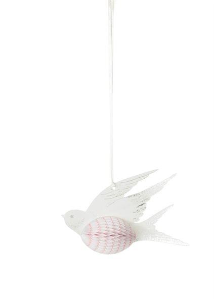 Decadent Decs - 3 Wabenball Vögel